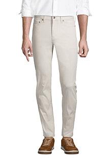 Farbige Komfort-Jeans für Herren, Slim Fit