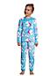 Pyjama 2 Pièces en Polaire Peluchée, Fille