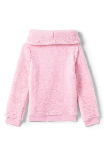 Girls Fuzzy Sweatshirt