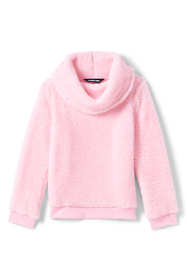 Girls Fuzzy Sweatshirt