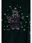Pyjama 2 Pièces à Motifs Phosphorescents, Enfant