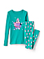 Kids Glow in the Dark Snug Fit Pyjama Set
