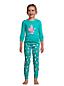 Kids' Glow in the Dark Snug Fit Pyjama Set