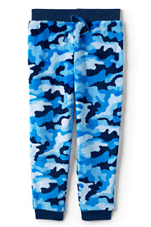 Boys' Plush Fleece Pyjama Bottoms