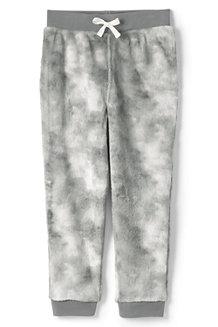 Pyjamahose aus Plüsch-Fleece für Jungen