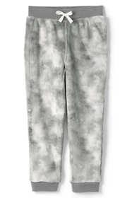 Boys Plush Fleece PJ Jogger Pants