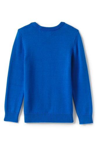 Boys Mountain Crewneck Sweater