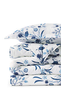 6oz Flannel Printed Comforter, Front