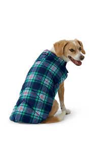 Dog Printed Puffer Vest