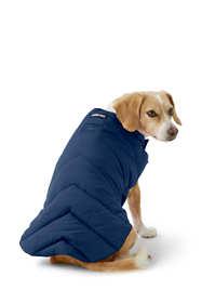Dog Solid Puffer Vest