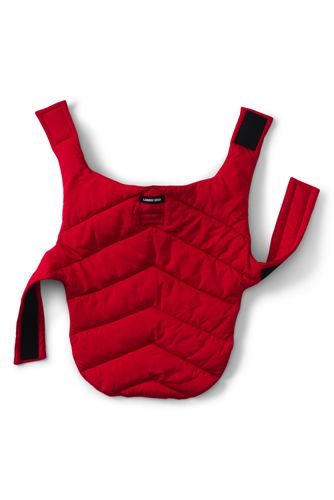 Dog Solid Puffer Vest