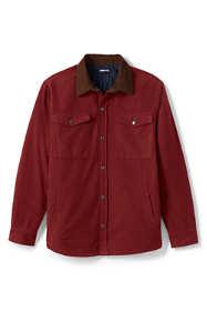 Men's Moleskin Shirt Jacket