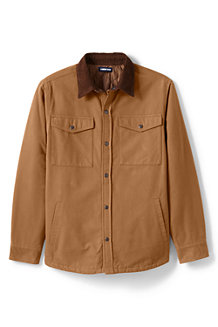 Men's Moleskin Shirt Jacket