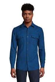 Men's Fleece Back Overshirt