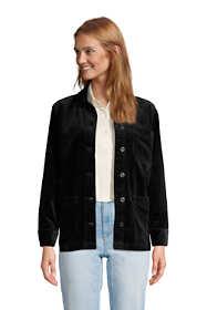 Women's Wide Wale Corduroy Shirt Jacket