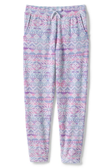 Girls Soft Brushed Jogger