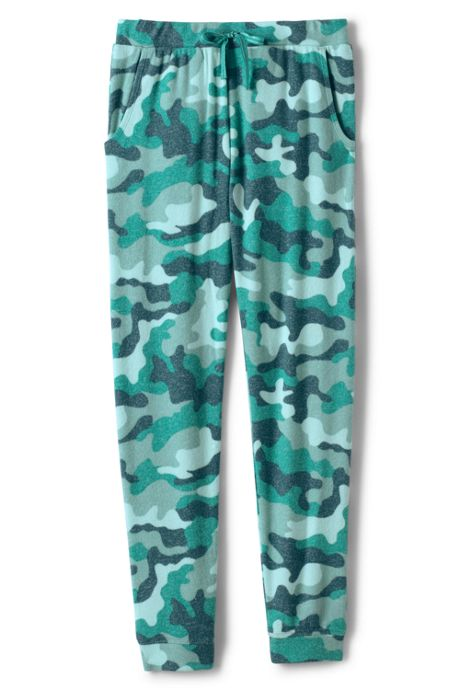 Girls Plus Size Soft Brushed Jogger