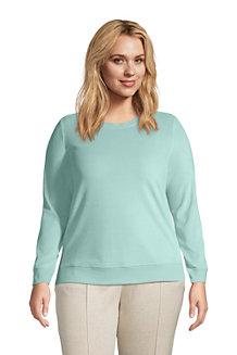 Women's Velour Sweatshirt