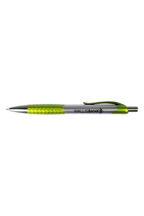 Aurora Super Glide Textured Grip Pen