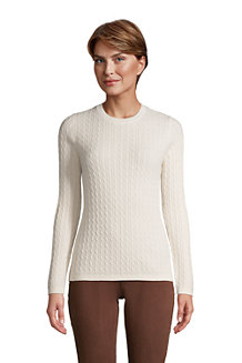 Women's Cashmere Cable Jumper