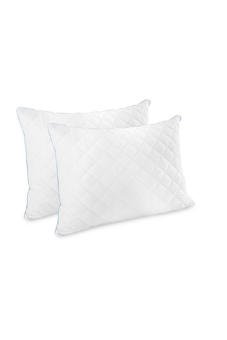 Cooling Hybrid Memory Foam Pillow- 2 pack