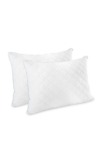 Cooling Hybrid Memory Foam Pillow- 2 pack