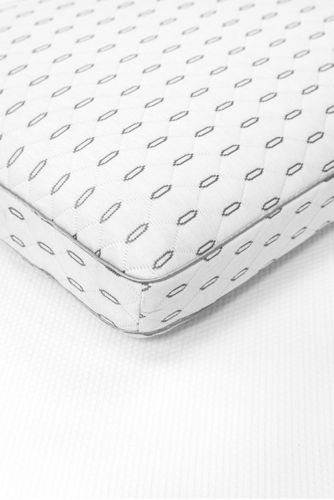 Charcoal Infused Memory Foam Pillow