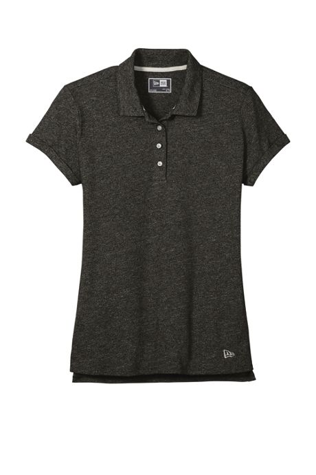 New Era Women's Regular Slub Twist Polo