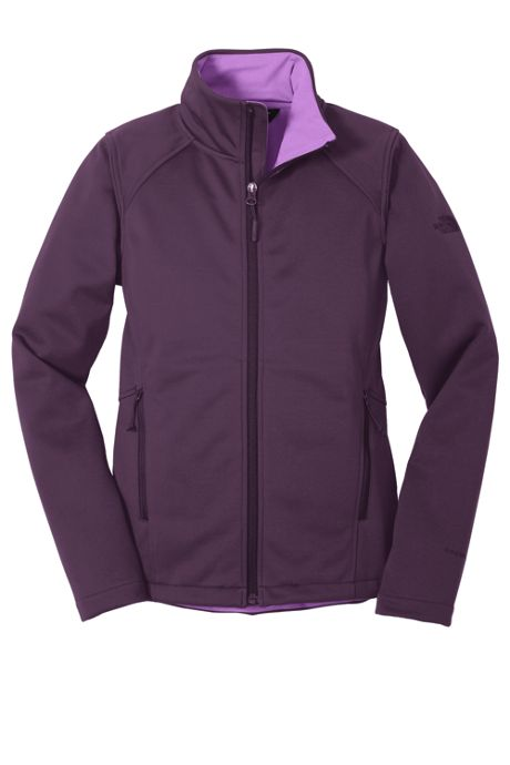 Women's Plus The North Face Ridgeline Soft Shell Jacket