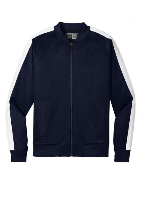New Era Men's Regular Track Jacket