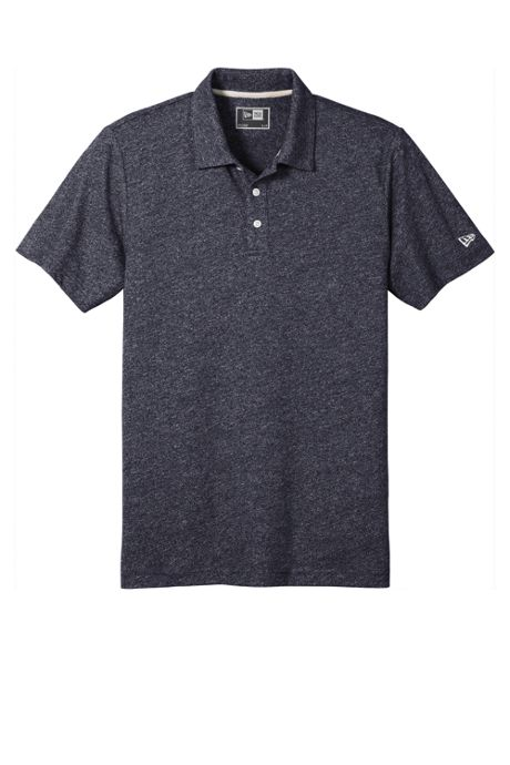 Men's Regular New Era Slub Twist Polo