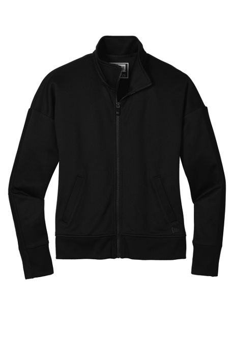 Women's Plus New Era Track Jacket