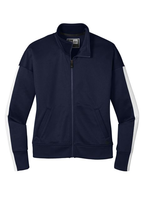 New Era Women's Plus Track Jacket