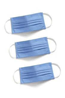 Wiederverwendbare Stoffmasken im 3er-Pack Groß