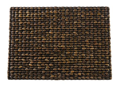 Saro Lifestyle Woven Seagrass Placemats - Set of 4