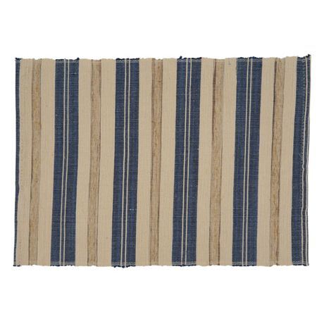 Saro Lifestyle Striped Placemats - Set of 4