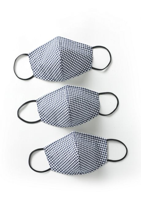Reusable and Washable Face Masks 3 Pack