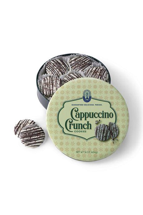 Cappuccino Crunch Cookies