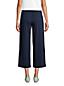 Pantacourt Large Sport Knit, Femme Stature Standard