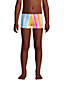 Girls' Boy-cut Swim Shorts