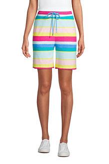 Shorts aus French Terry mit Dehnbund, 18 cm für Damen