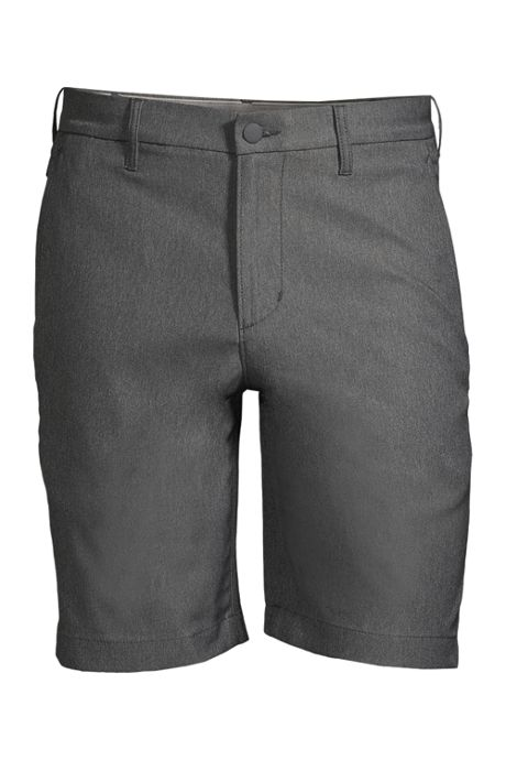 Men's Traditional Fit Performance Chino Shorts 9in