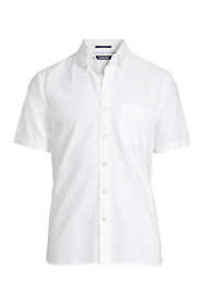 Men's Tall Short Sleeve Traditional Fit Sail Rigger Oxford