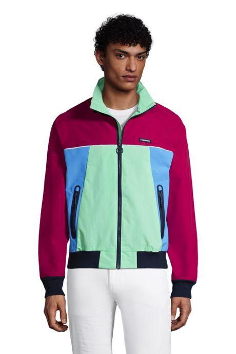 Men's Tall Squall Lightweight Colorblock Jacket