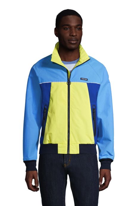 Men's Big Squall Lightweight Colorblock Jacket