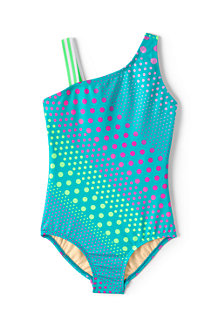 Girls' Sport One Piece Swimsuit
