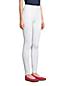 High Waist Leggings-Jeans mit Stretch in Weiß für Damen in Plus-Größe