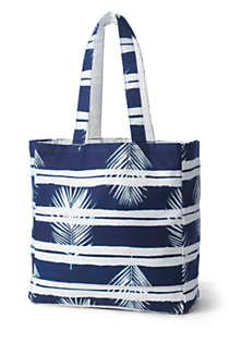 Packable Beach Tote, Back