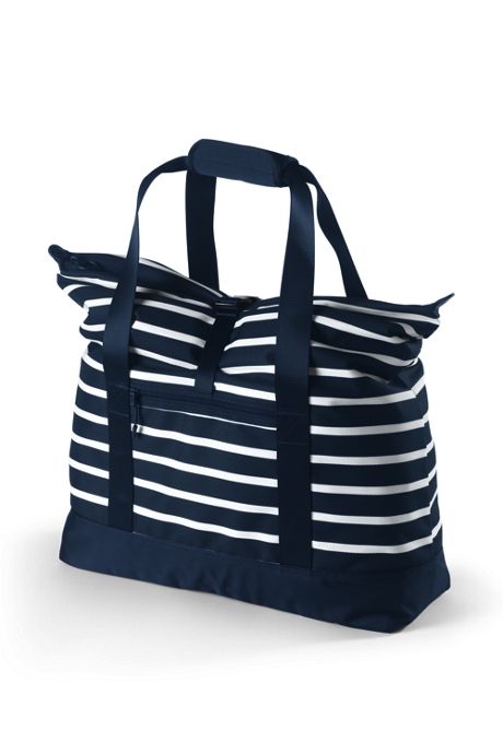 Travel Printed Carry On Luggage Tote Bag