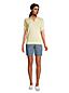 Women's Short Sleeve Cotton Polo Jumper